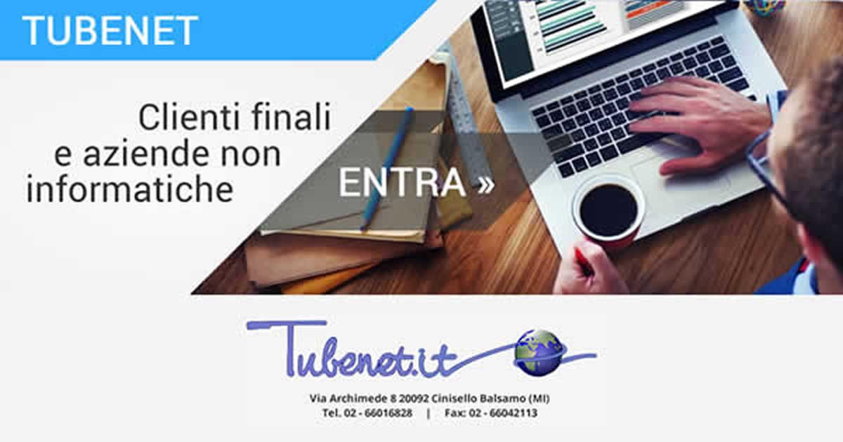 Sei di Biella e cerchi computer ricondizionati, Tubenet sito leader nella vendita online di computer ricondizionati